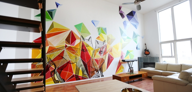 claudia pickering foxen mural