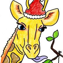 chrissy giraffe