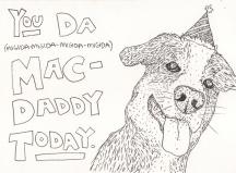 mac doggy