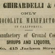 Original advertisement