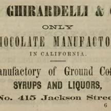 Original advertisement