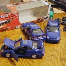 Diecast model of my car