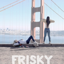 Frisky Film Movie Poster