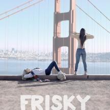 Frisky Film Movie Poster